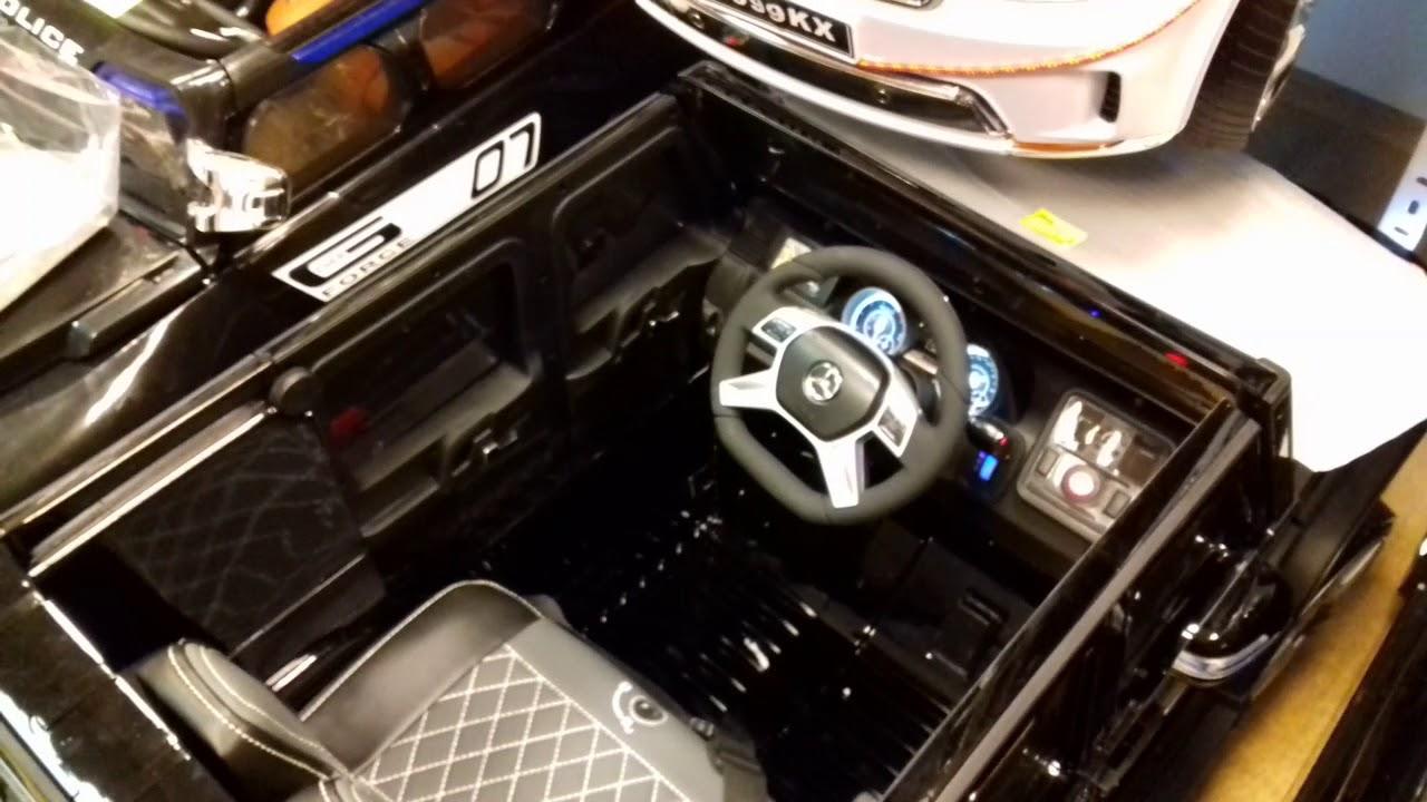 Как правильно заряжать детский электромобиль?